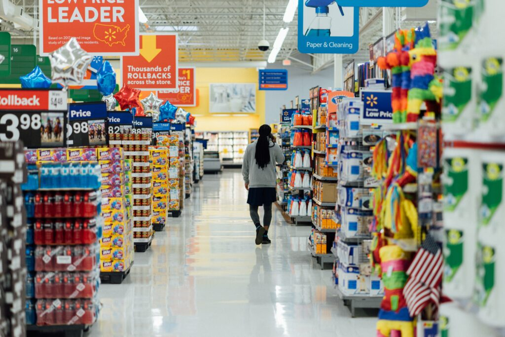 Four Long-Term Trends to Expect at Walmart After Covid-19
